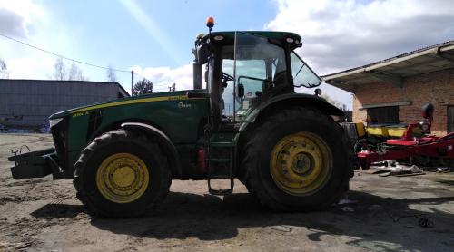 Трактор JOHN DEERE 8360 - 1