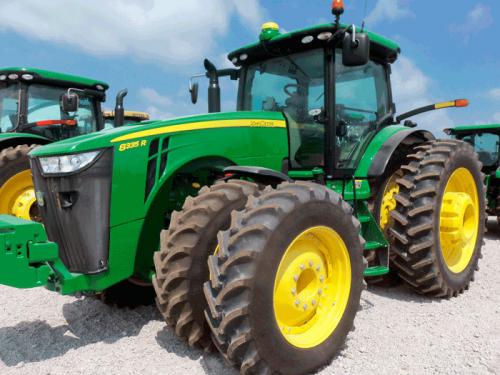 Трактор JOHN DEERE - 1