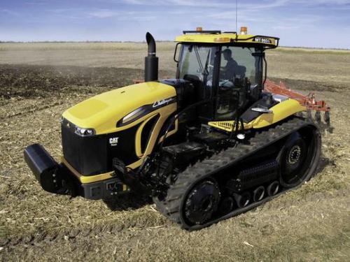 Трактор CHALLENGER MT 865 B - 1