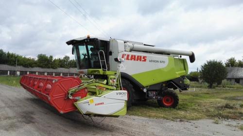 Комбайн CLAAS 570 - 1