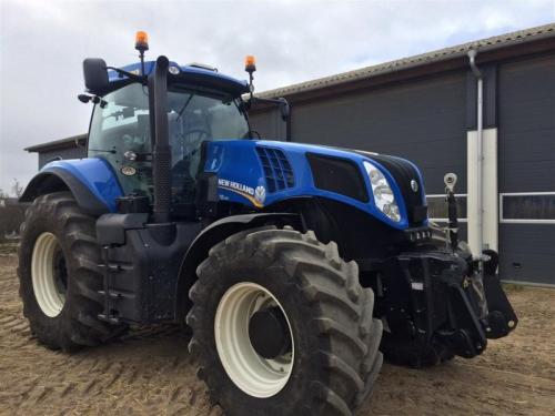 Трактор NEW HOLLAND T8390 - 1
