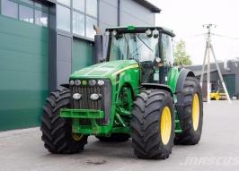 Трактор JOHN DEERE 8430 (605)