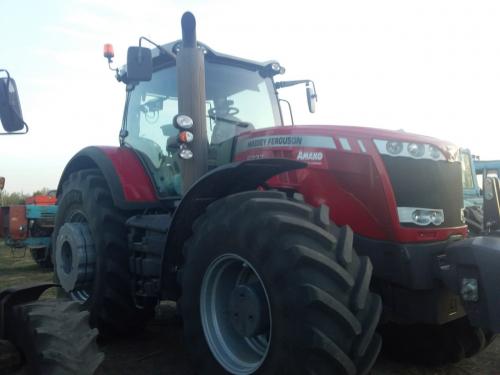 Трактор MASSEY FERGUSON 8737 - 3