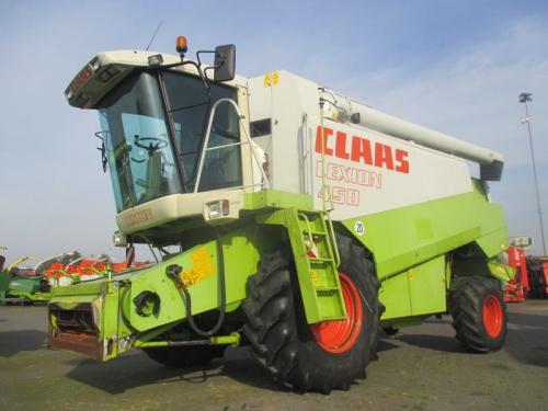 Комбайн CLAAS lexion 450 - 1