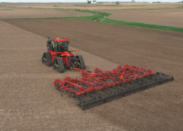Культиватор CASE IH tiger mate ll (439)