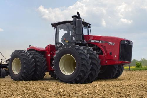Трактор BUHLER VERSATILE 535 - 1