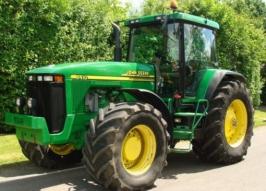 Трактор JOHN DEERE 8410 (1567)