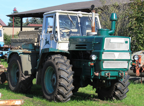 Трактор Слобожанец Т150 - 1