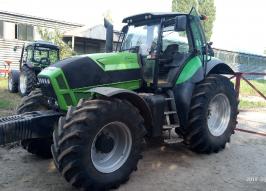 Трактор DEUTZ-FAHR AGROTRON X720 (1995)