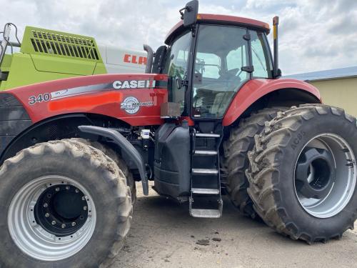 Трактор CASE IH magnum 340 - 1