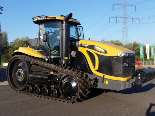 Трактор CATERPILLAR МТ865 - 1