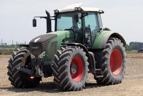 Трактор FENDT 936Vario - 1