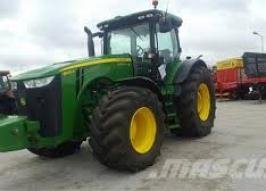 Трактор JOHN DEERE 8335 (1293)