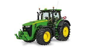 Трактор JOHN DEERE R8345 - 1