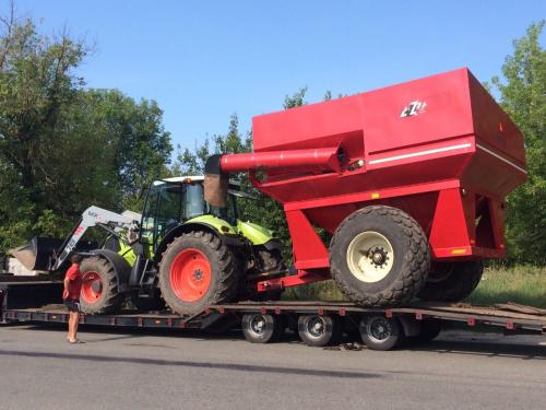 Трактор CLAAS Axion 820 - 3