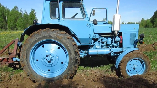 Трактор МТЗ 80 - 1