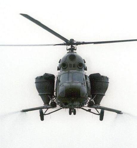 Вертолет Ми-2 - 3
