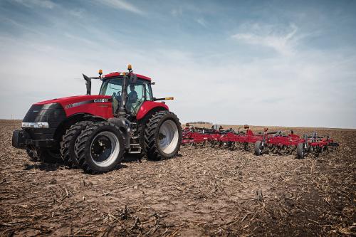 Трактор CASE IH magnum - 1