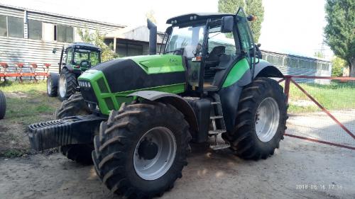 Трактор DEUTZ-FAHR AGROTRON X720 - 1