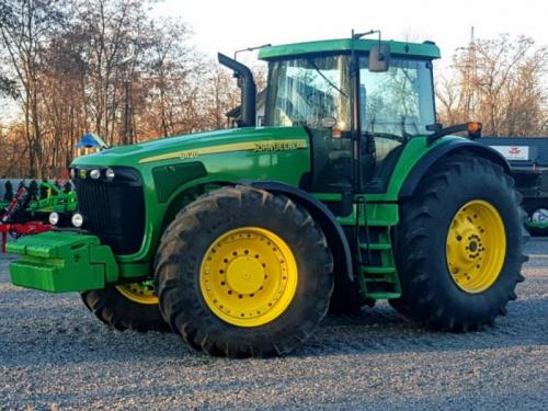 Трактор JOHN DEERE 8420 - 1