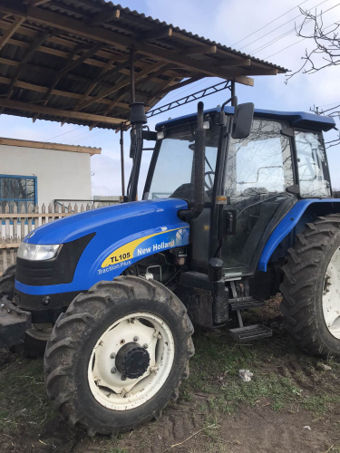 Трактор NEW HOLLAND TL105 - 6