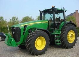 Трактор JOHN DEERE 8530 (1010)