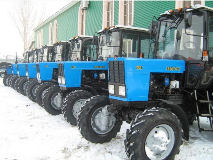 Как правильно выбрать трактор напрокат