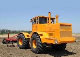 Трактор КИРОВЕЦ (574)