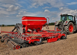 Посевной комплекс HORSCH Pronto 6 DC PPF (1108)