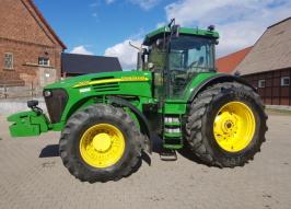 Трактор JOHN DEERE 7920 (736)