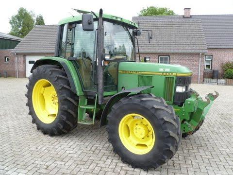 Трактор JOHN DEERE 6300 - 1