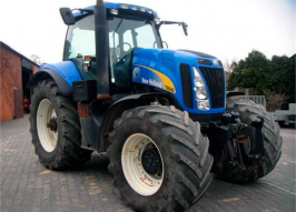 Трактор NEW HOLLAND T8040 (903)