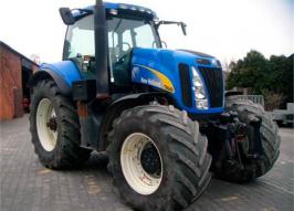 Трактор NEW HOLLAND T8040 (903)