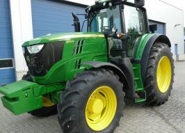 Трактор JOHN DEERE 6170 (637)