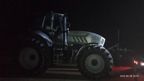 Трактор LAMBORGHINI R8.270 DCR - 1