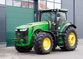 Трактор JOHN DEERE 8345 R (1565)