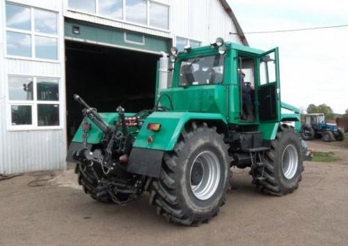 Трактор Слобожанец Т-150 - 1
