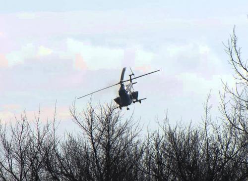 Вертолет Ми-2 - 4