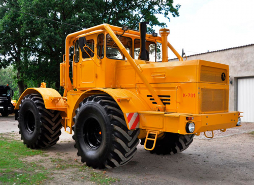 Трактор КИРОВЕЦ К 701 - 1