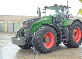 Трактор FENDT 1038 (2018)