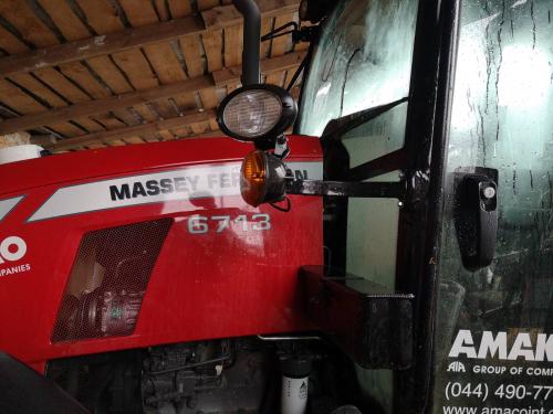 Трактор MASSEY FERGUSON 6713 - 1