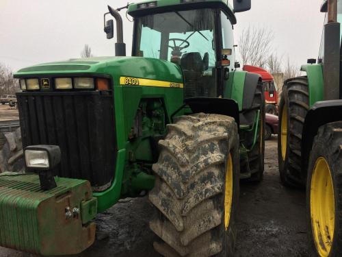 Трактор JOHN DEERE 8400 - 1