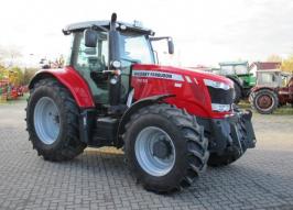 Трактор MASSEY FERGUSON 7616 (2086)