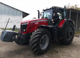 Трактор MASSEY FERGUSON 8740S (2328)
