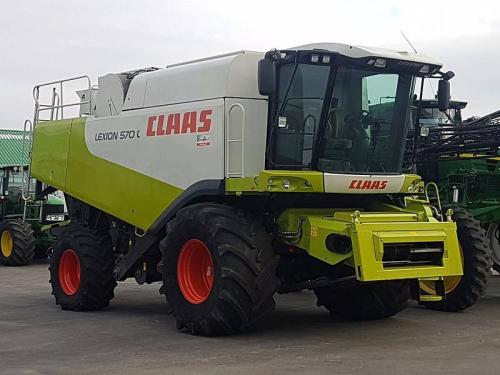 Комбайн CLAAS 570, 580, 480 - 3